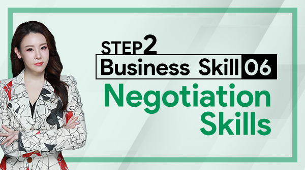 Business Skill Step2-06  Negotiation Skills