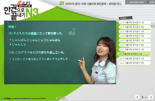 New JLPT(일본어능력시험) 한권으로 끝내기 N3 (1)