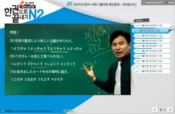 New JLPT(일본어능력시험) 한권으로 끝내기 N2 (1)