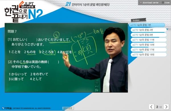 New JLPT(일본어능력시험) 한권으로 끝내기 N2 (2)